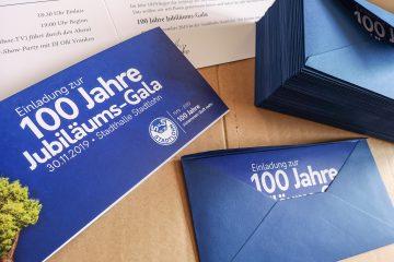 Einladungen SuS 100 Jahre