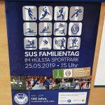 Plakat Familientag